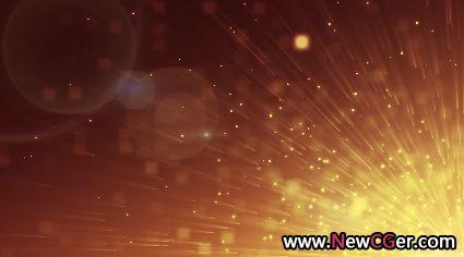 美丽炫丽的火花粒子Epic titles_百度网盘